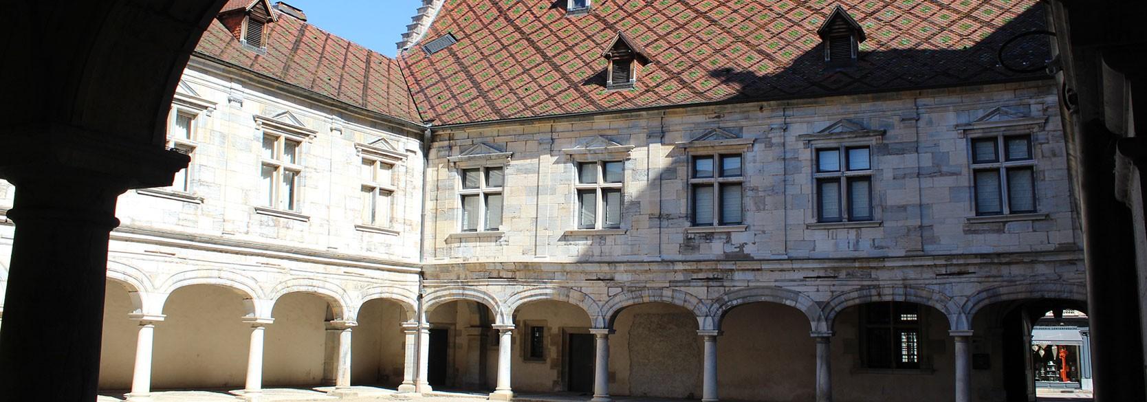 Le Palais Granvelle