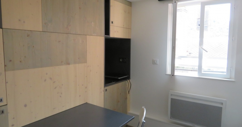 Appartement à louer 1 pièce